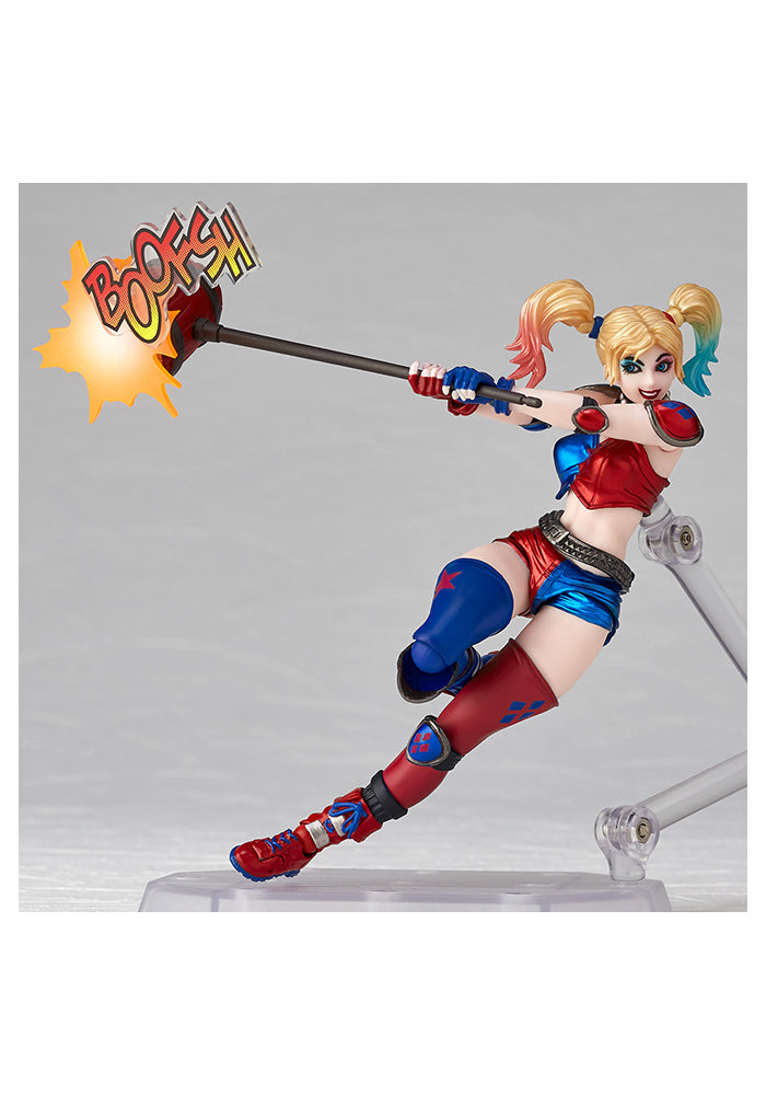 HARLEY QUINN Amazing Yamaguchi Harley Quinn Action Figure (New Color Version)