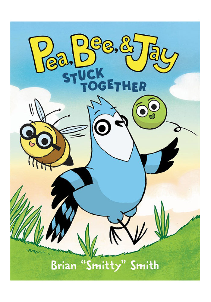 HARPER ALLEY Pea, Bee, & Jay #1: Stuck Together Graphic Novel