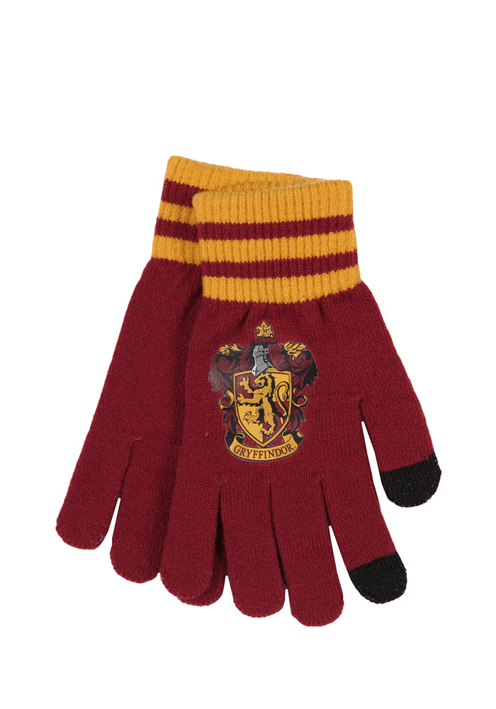 HARRY POTTER Gryffindor Texting Gloves