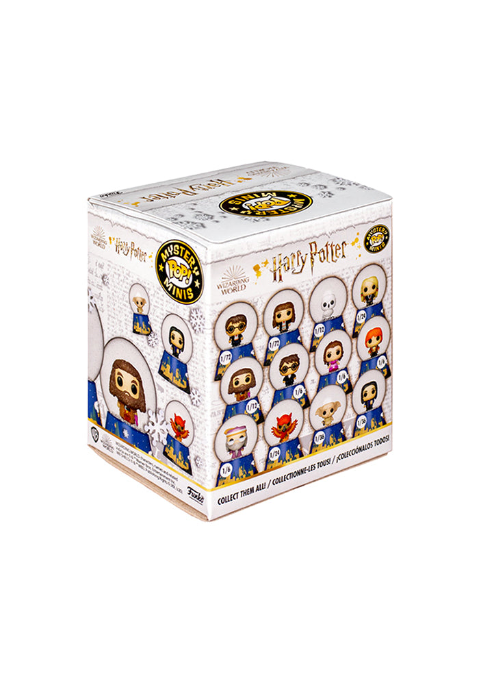 HARRY POTTER Funko Mystery Minis: Harry Potter Snow Globes Blind Box