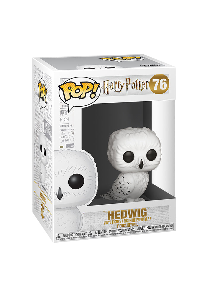HARRY POTTER Funko Pop! Movies: Harry Potter - Hedwig