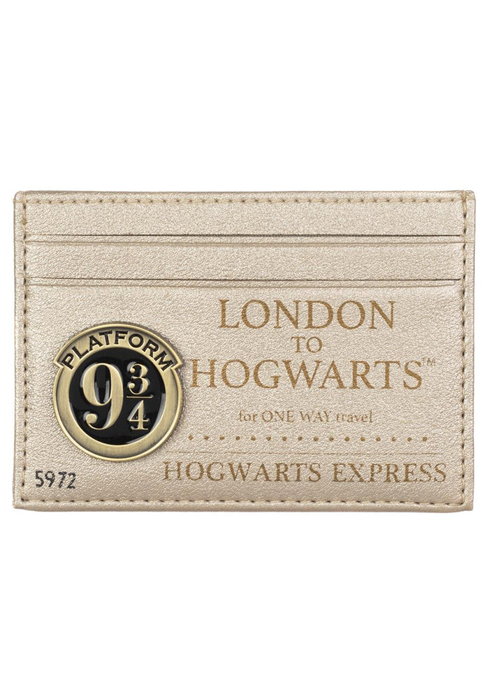 HARRY POTTER Hogwarts Express Ticket Card Wallet