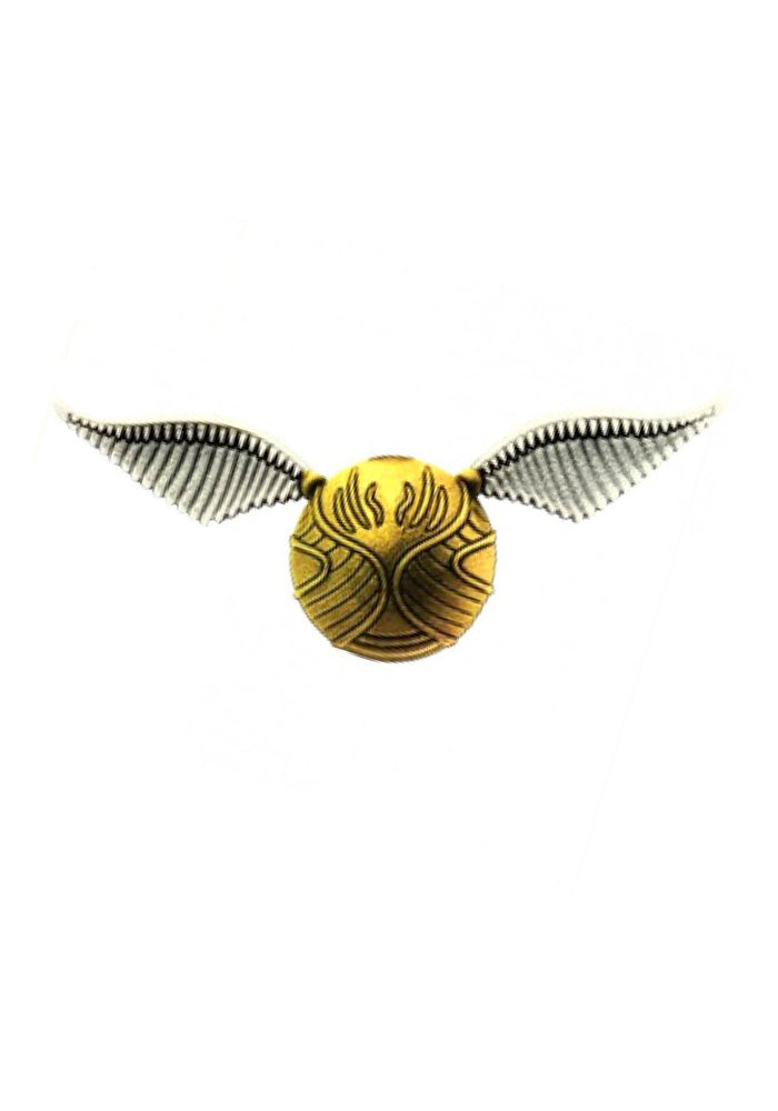 HARRY POTTER Quidditch Snitch Pewter Lapel Pin