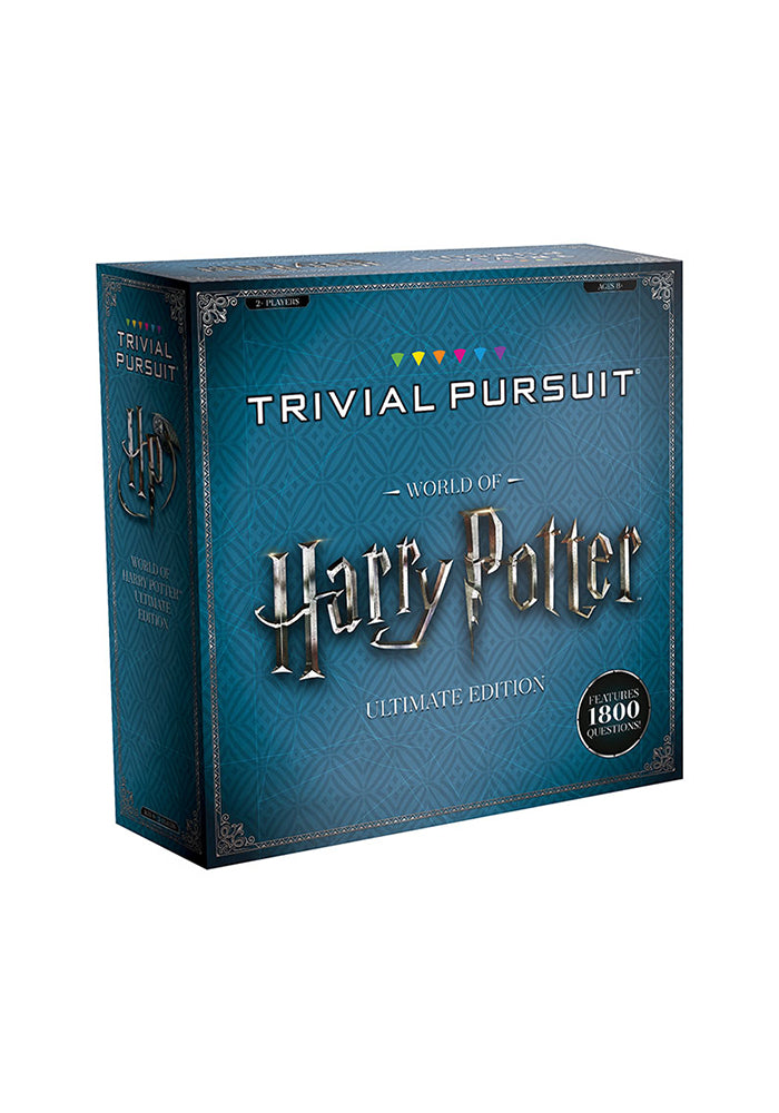 HARRY POTTER Trivial Pursuit: Wizarding World of Harry Potter Ultimate Edition Board Game