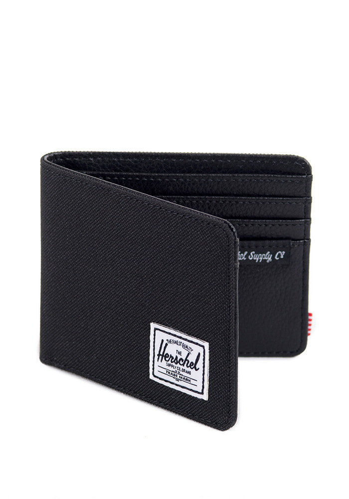 HERSCHEL SUPPLY CO. Hank Black Wallet