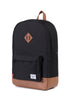 HERSCHEL SUPPLY CO. Heritage Black Backpack