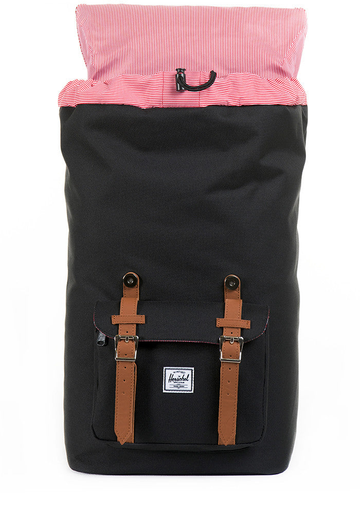 HERSCHEL SUPPLY CO. Little America Black Backpack