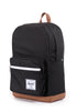 HERSCHEL SUPPLY CO. Pop Quiz Black Backpack