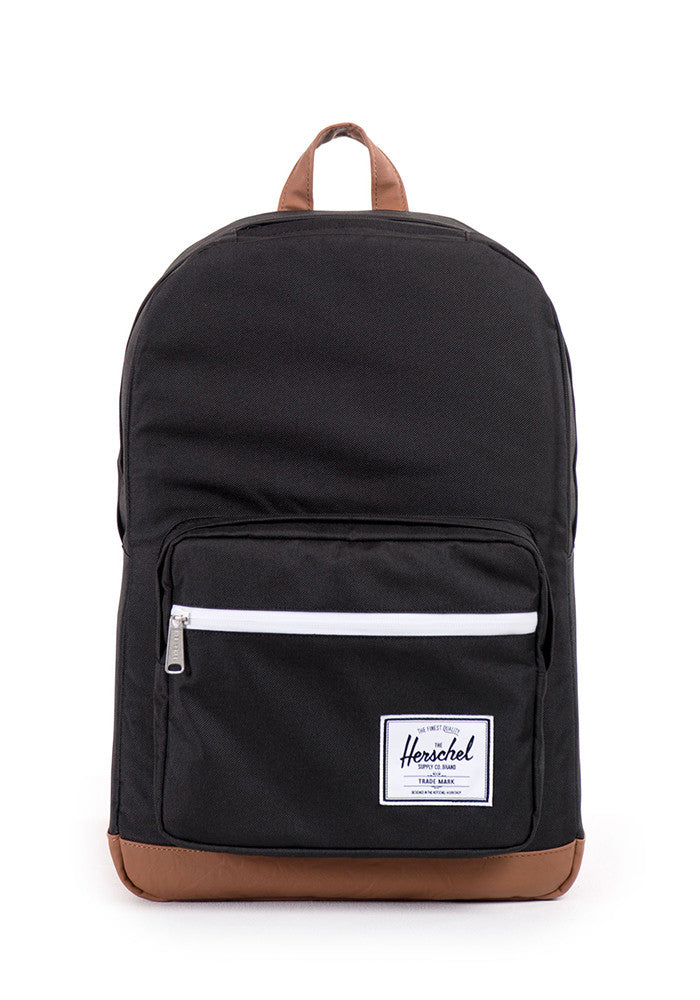 2c4a45f3ba2a Herschel Supply Co.-Pop Quiz Black Backpack
