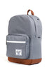 HERSCHEL SUPPLY CO. Pop Quiz Grey Backpack