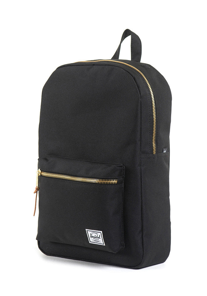 HERSCHEL SUPPLY CO. Settlement Black Backpack