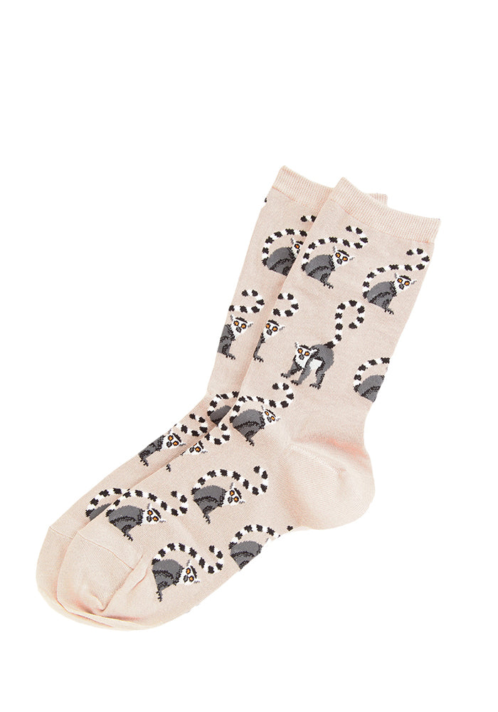 HOT SOX Lemurs Women's Socks