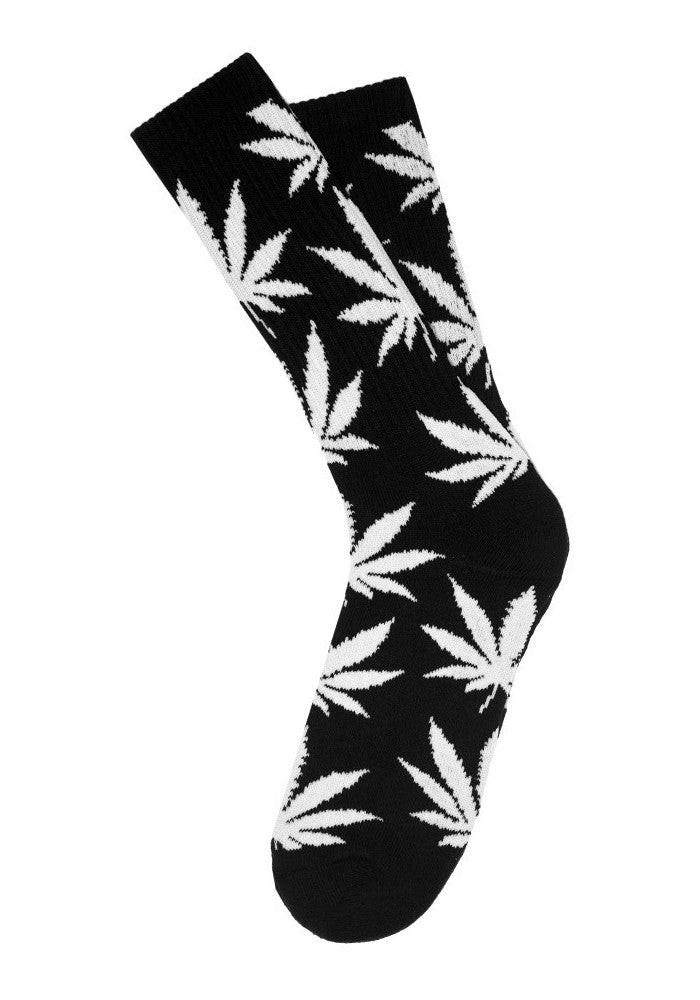 HUF Plantlife Black and White Socks