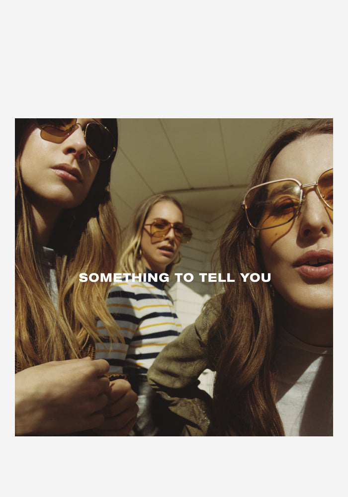 HAIM Something To Tell You 2 LP