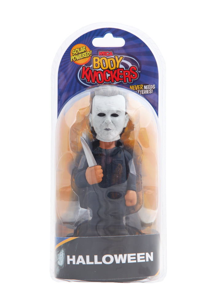 HALLOWEEN Solar-Powered Body Knocker - Michael Myers 2018