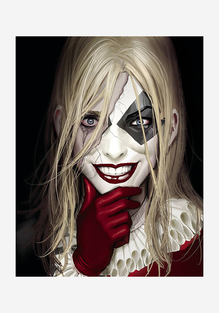 DC COMICS Harleen Graphic Novel