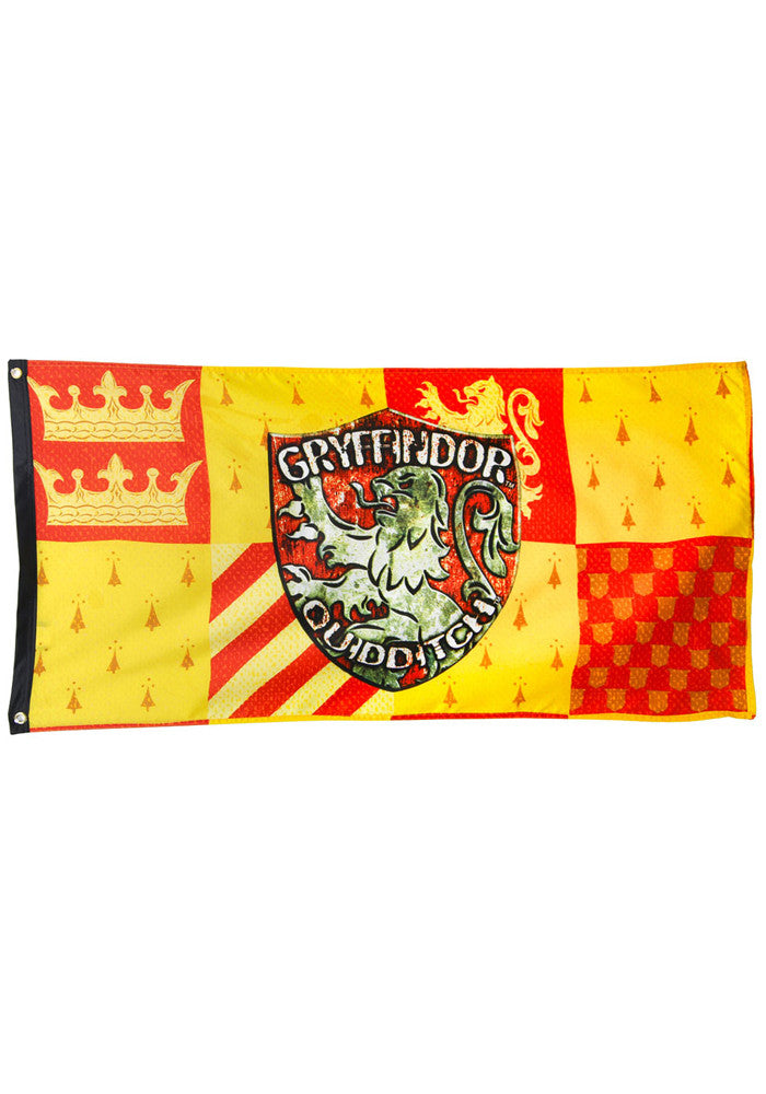 HARRY POTTER Gryffindor Quidditch Banner