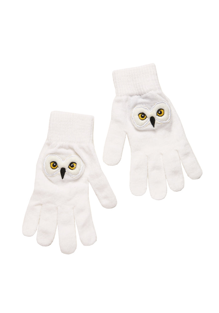 HARRY POTTER Hedwig Face Gloves