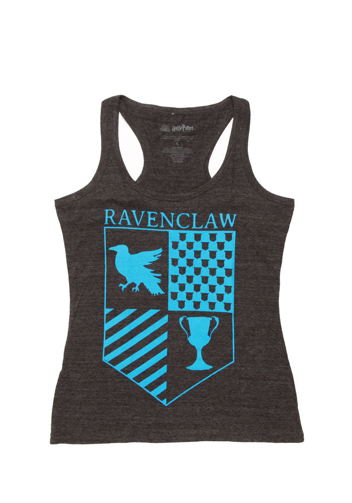 HARRY POTTER Ravenclaw Crest Women's Racerback Tank Top