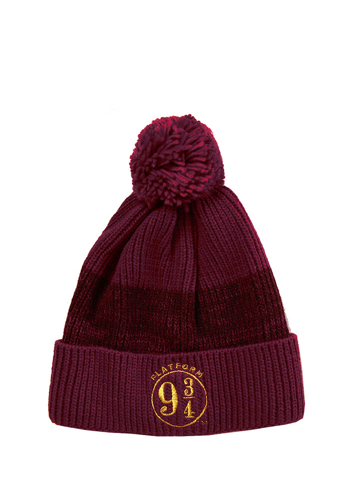 HARRY POTTER Platform 9 3/4 Pom Beanie