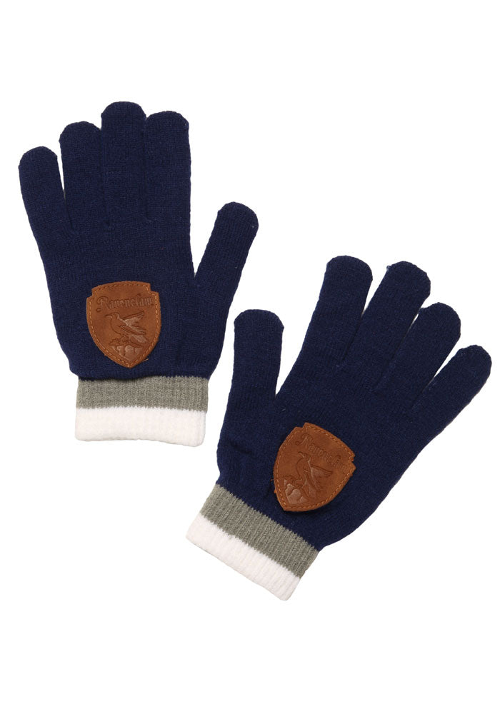 HARRY POTTER Ravenclaw Gloves With Crest