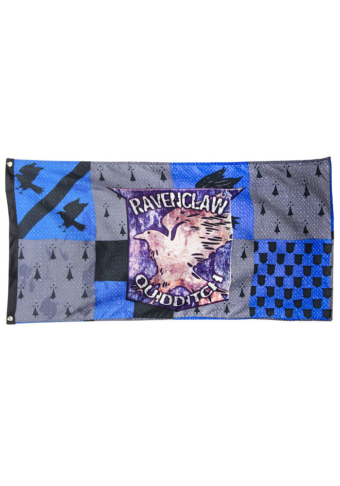 HARRY POTTER Ravenclaw Quidditch Banner