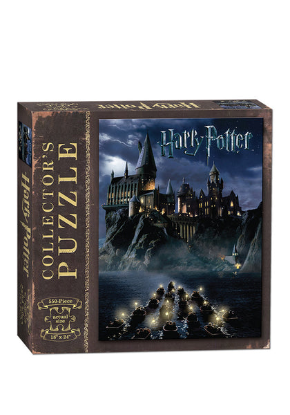 Harry Potter World Of Harry Potter 550 Piece Jigsaw Puzzle
