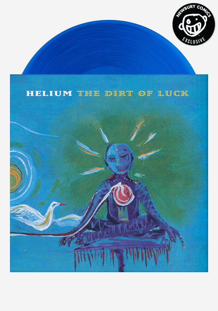 HELIUM The Dirt Of Luck Exclusive LP