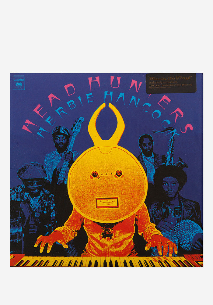 HERBIE HANCOCK Head Hunters  LP