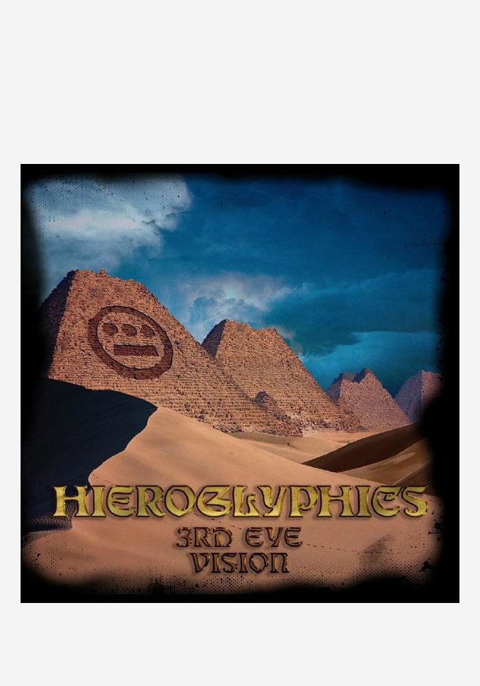 HIEROGLYPHICS 3rd Eye Vision 3LP