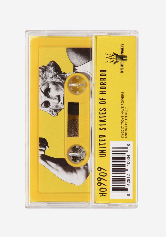 HO99O9 United States Of Horror Exclusive Cassette