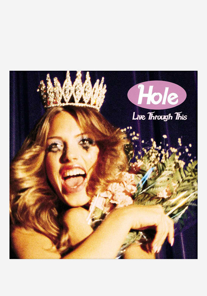 HOLE Live Through This LP