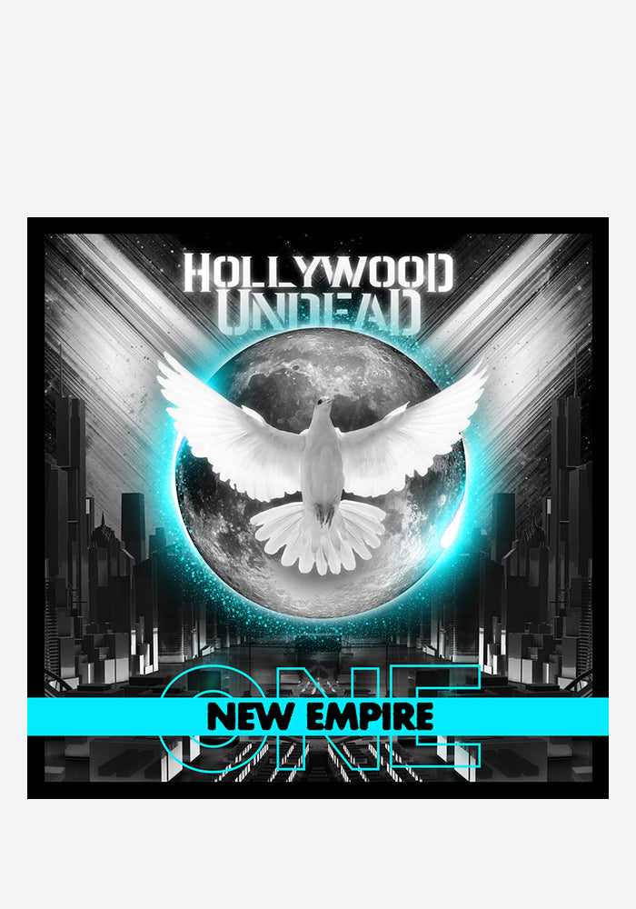 HOLLYWOOD UNDEAD New Empire, Vol. 1 CD (Autographed)