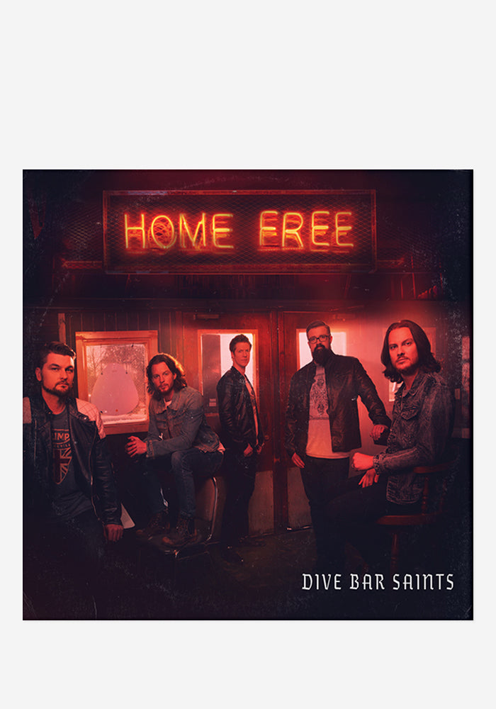 HOME FREE Dive Bar Saints CD (Autographed)