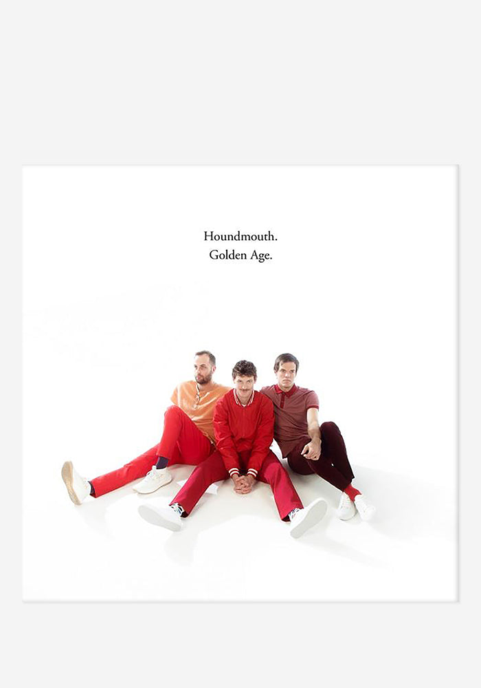 HOUNDMOUTH Golden Age CD With Autographed Booklet