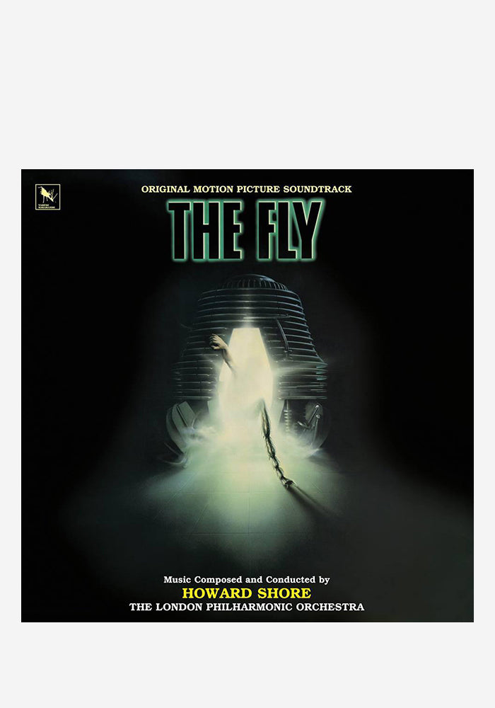 HOWARD SHORE Soundtrack - The Fly LP (Color)