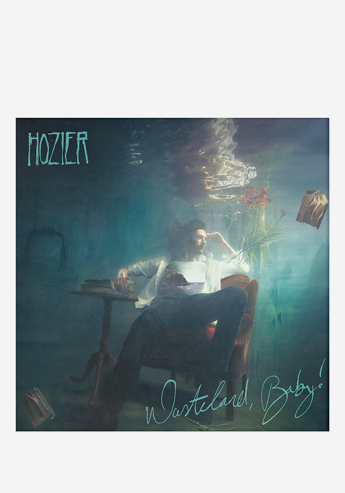 HOZIER Wasteland, Baby! CD With Autographed Booklet