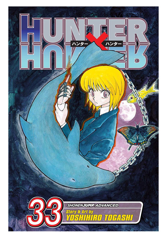 VIZ MEDIA Hunter X Hunter Vol 33 Manga