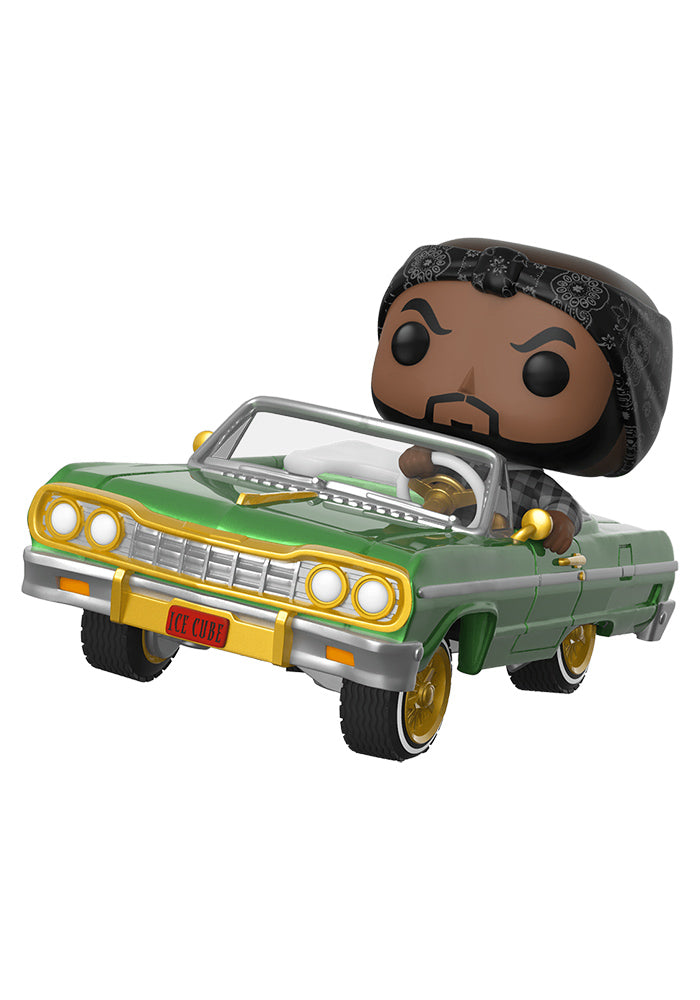 ICE CUBE Funko Pop! Rocks - Ice Cube With Impala