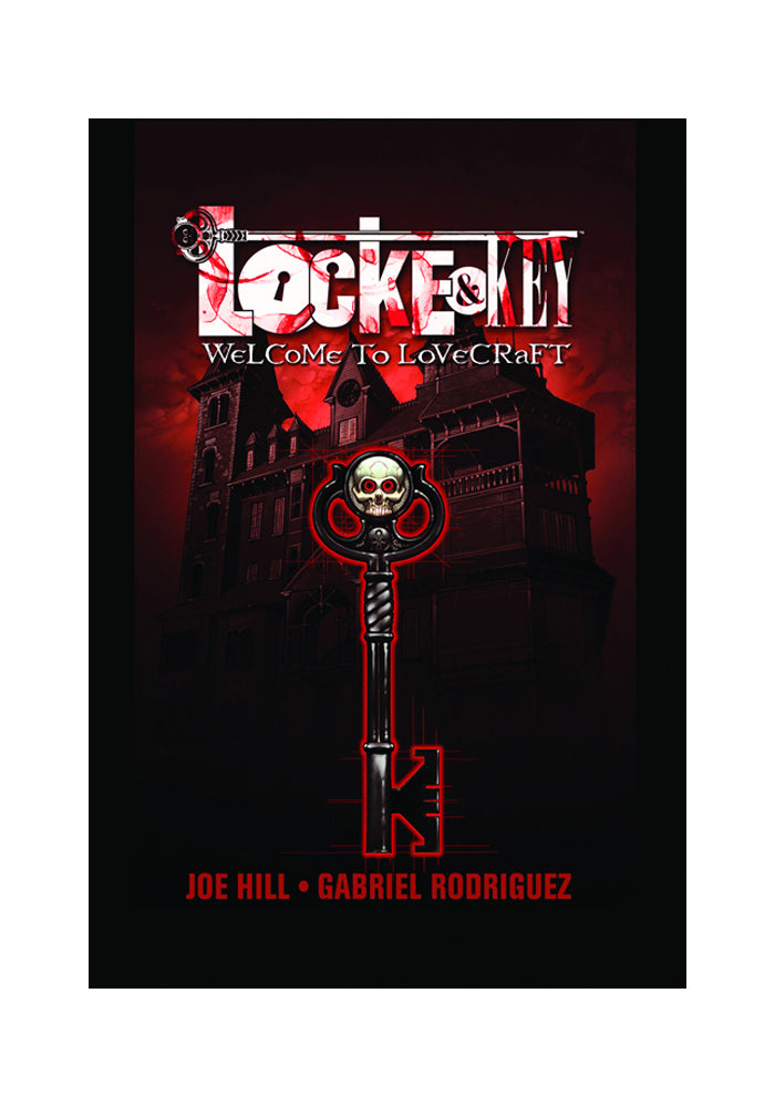 IDW PUBLISHING Locke & Key Vol. 1: Welcome To Lovecreaft Graphic Novel