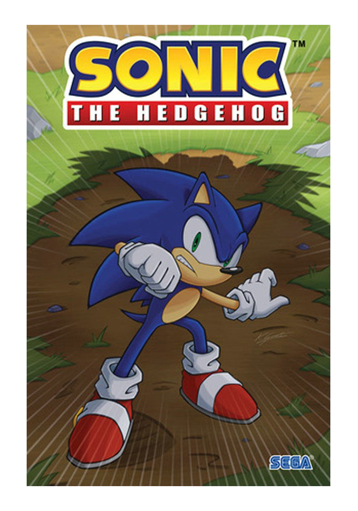 IDW PUBLISHING Sonic The Hedgehog Vol. 2: The Fate of Dr. Eggman Graphic Novel