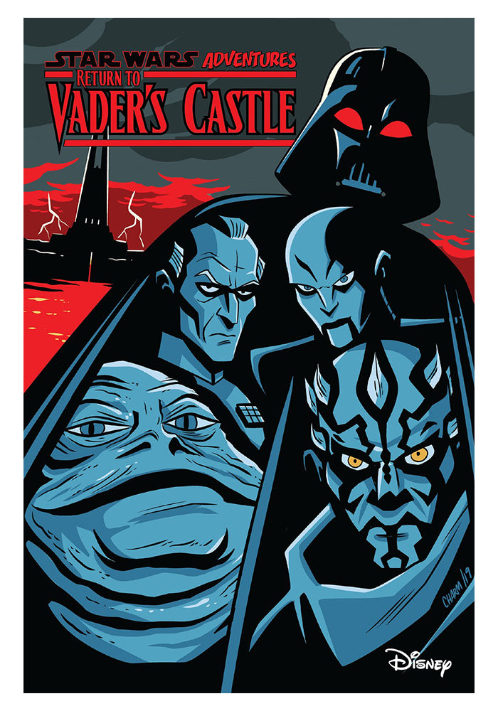 IDW PUBLISHING Star Wars Adventures: Return to Vader's Castle Graphic Novel
