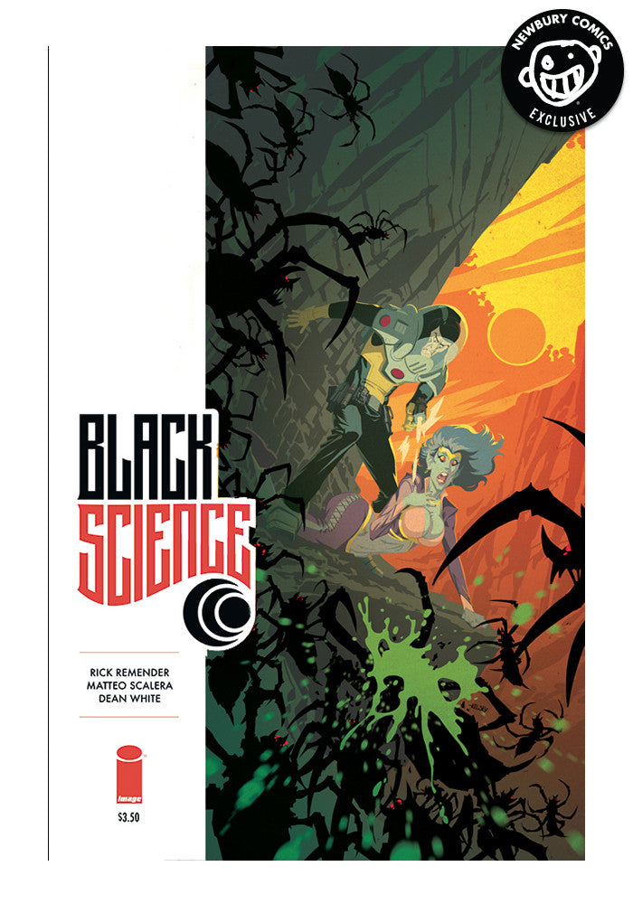 IMAGE COMICS Black Science #7