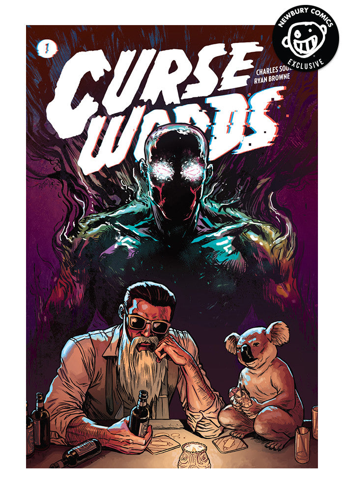 IMAGE COMICS Curse Words Vol. 1 Exclusive Variant Graphic Novel