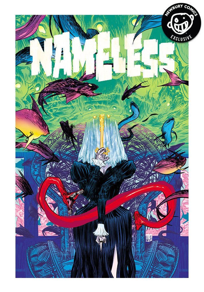IMAGE COMICS Nameless #1 - Nathan Fox Exclusive Cover