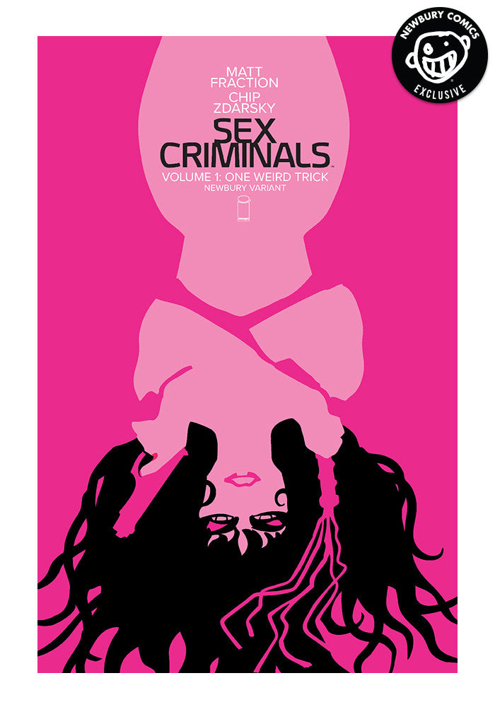 IMAGE COMICS Sex Criminals Vol. 1 Exclusive Variant Graphic Novel