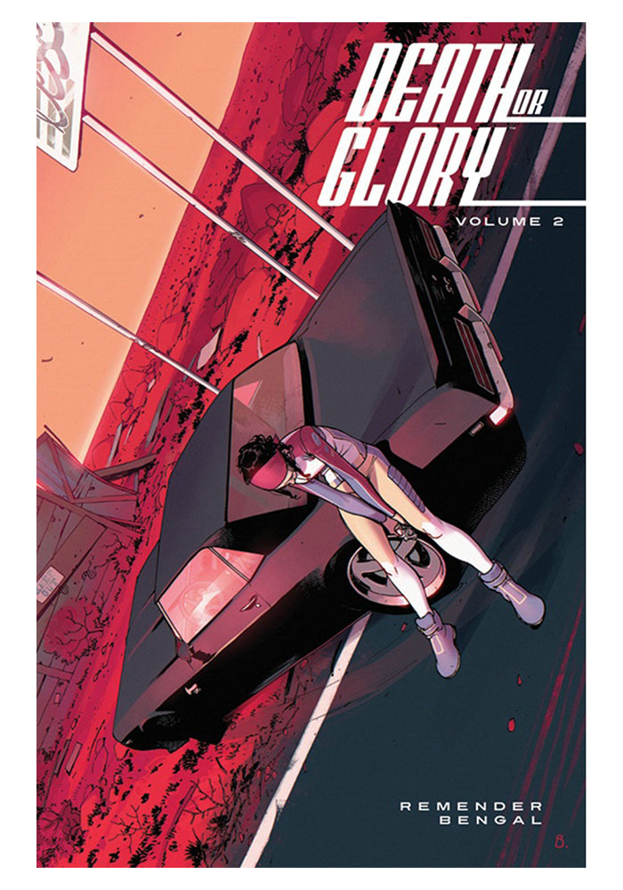 IMAGE COMICS Death or Glory Vol. 2 Graphic Novel