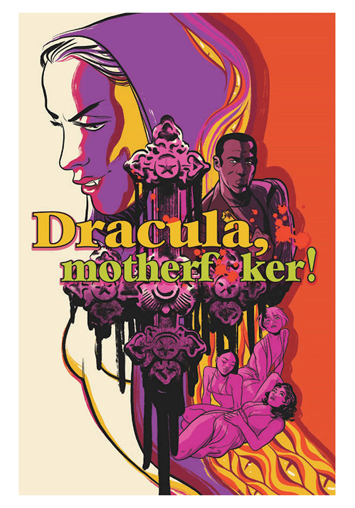 IMAGE COMICS Dracula, Motherf**ker Graphic Novel