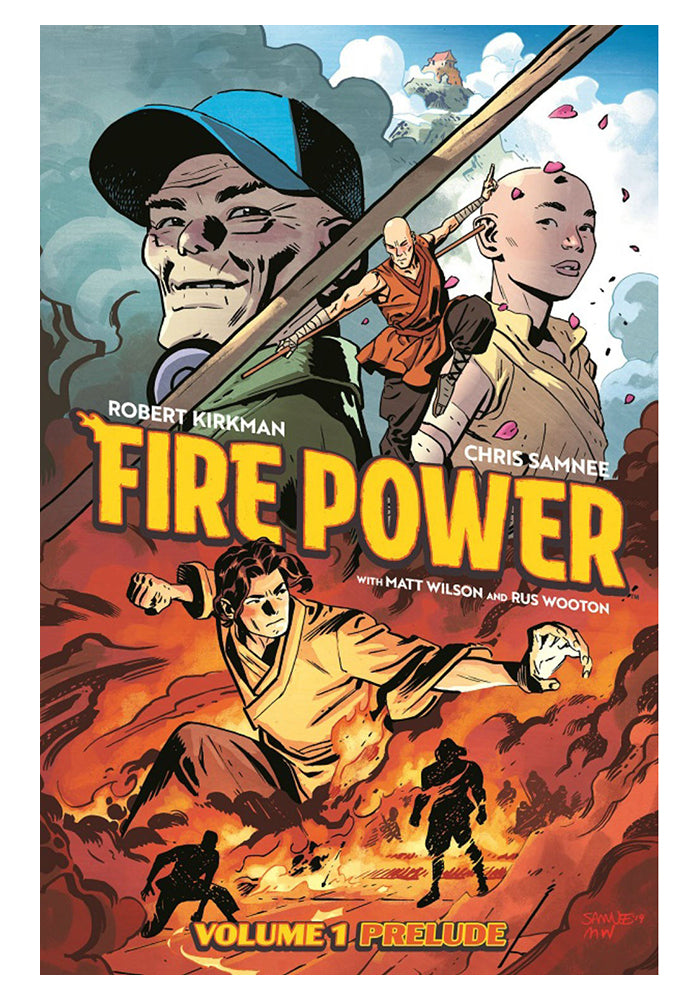 IMAGE COMICS Fire Power by Kirkman & Samnee Vol. 1: Prelude Graphic Novel