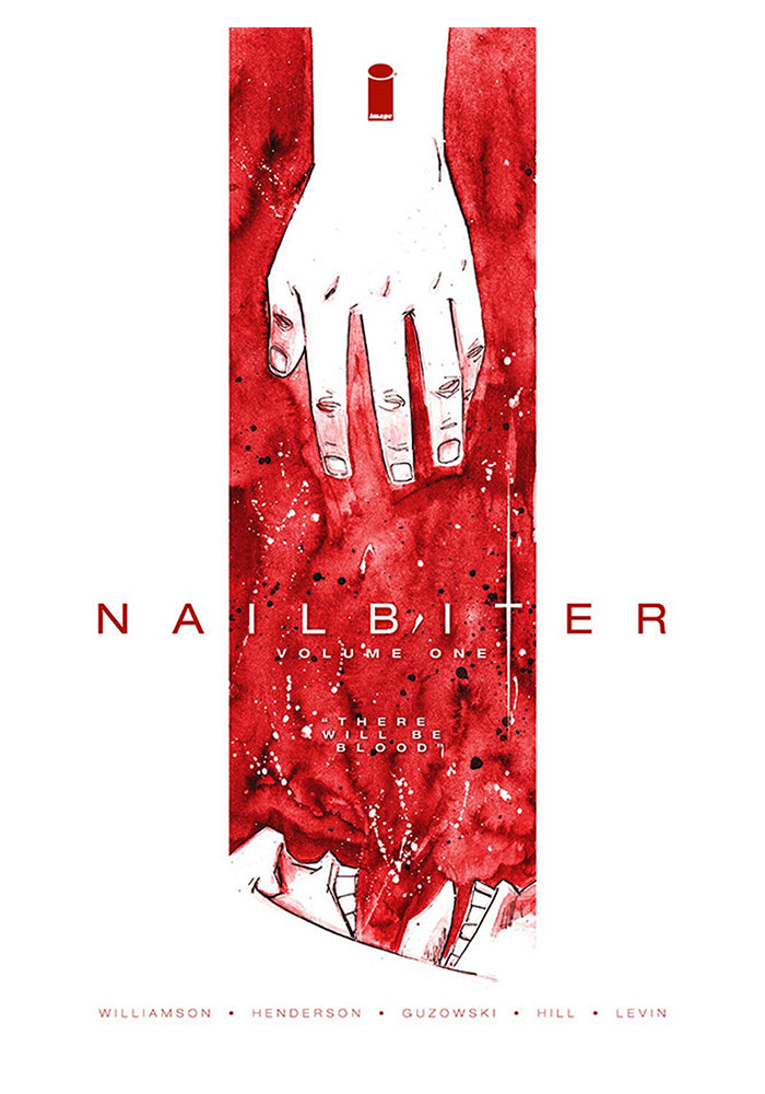 IMAGE COMICS Nailbiter Vol. 1: There Will Be Blood Graphic Novel